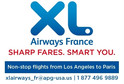 XL Airways is a sponsor of the French Heritage Night!